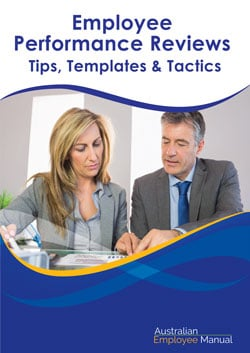 Employee Performance Review Training