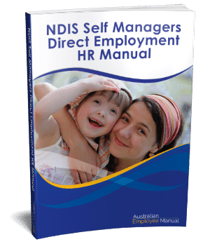 NDIS HR Manual